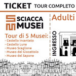 Ticket - Tour Completo Adulti