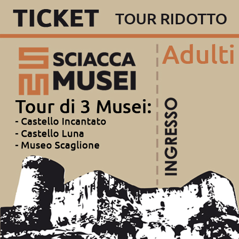 Ticket - Tour Ridotto Adulti